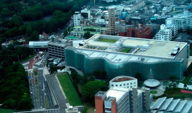 Токийский Национальный Центр Искусств