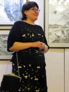 Ирина Левашева. Выставка в Рязани
